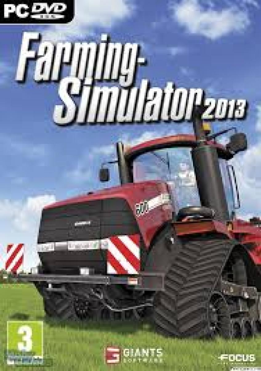 Farming Simulator 2013 HUN