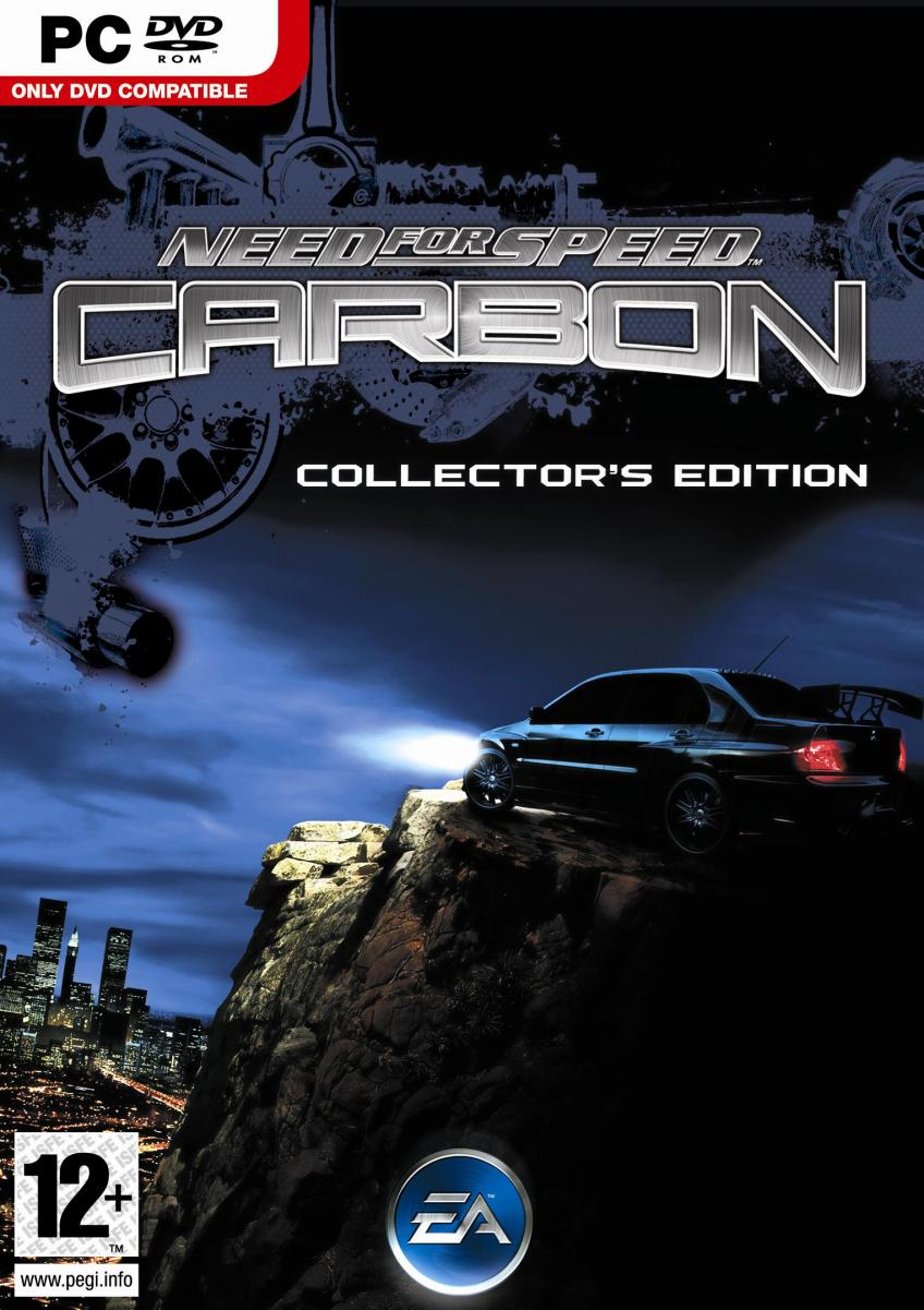 Need for Speed Carbon Collectors Edition-Razor1911