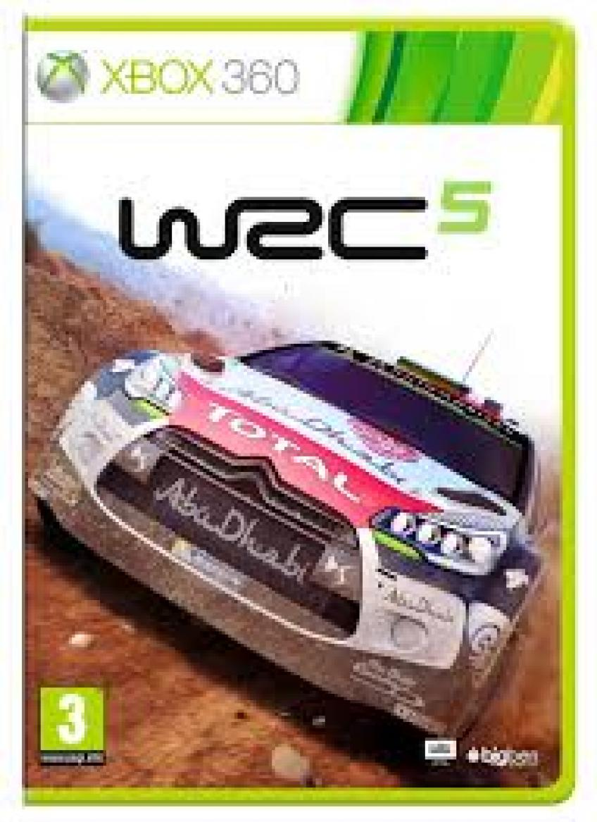 [XBOX360] WRC 5 FIA World Rally Championship