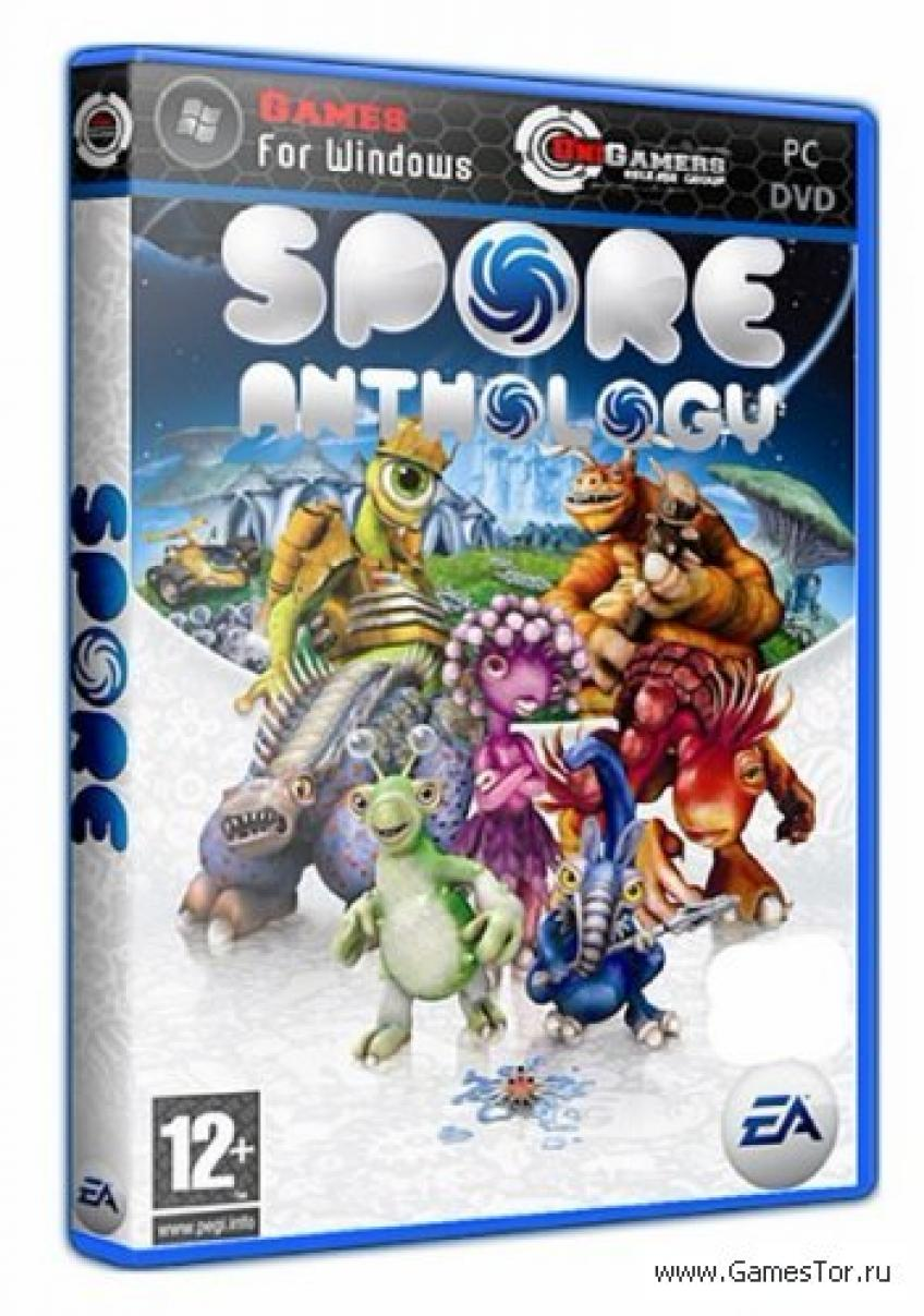 Spore.Anthology.RePack-R.G.CATALYST