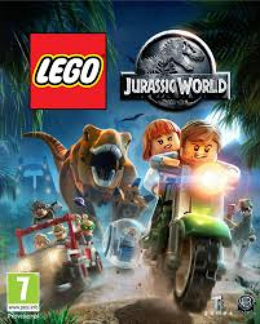 LEGO.Jurassic.World-RELOADED