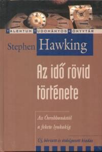 Stephen Hawking - Az idő rövid története