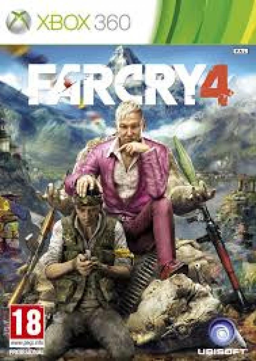 [XBOX360] Far Cry 4