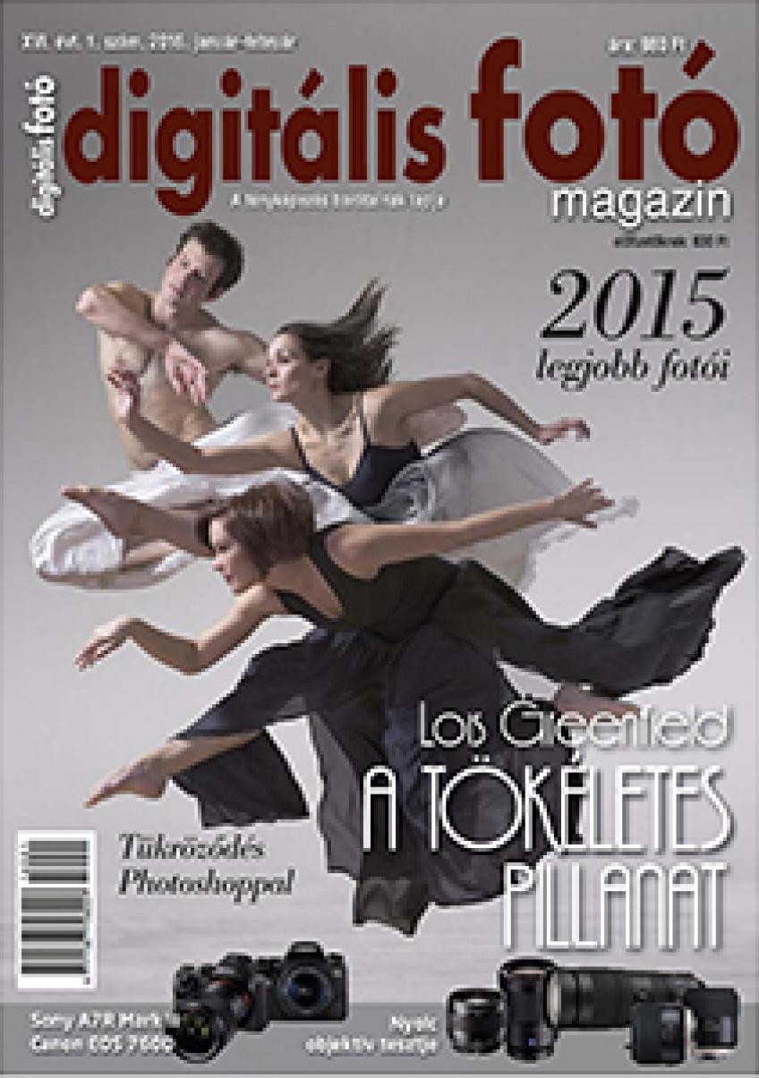 Digitális fotó magazin 2016 - 01.