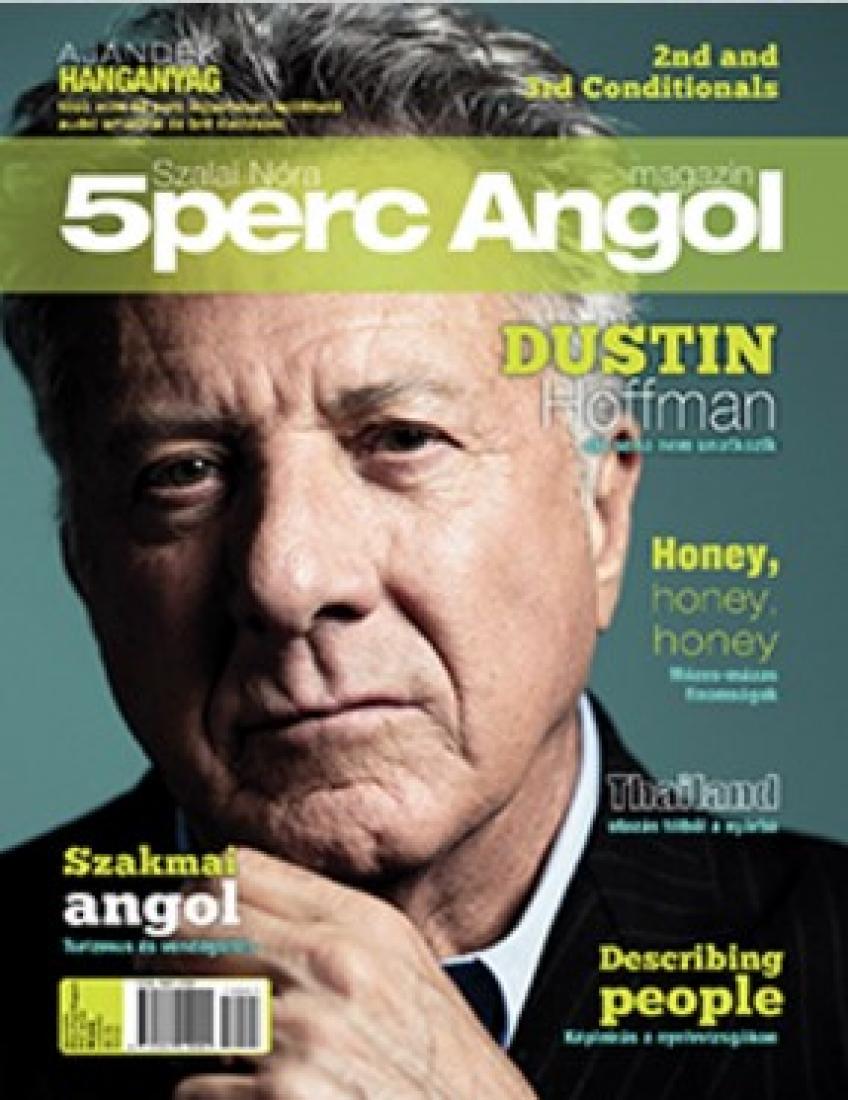 5perc Angol magazin 2016 - 01.