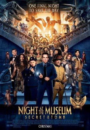 Éjszaka a múzeumban - A fáraó titka