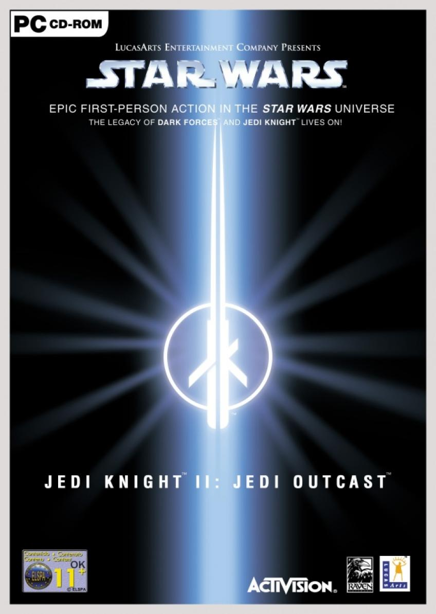 Star Wars - Jedi Knight II - Jedi Outcast GoG