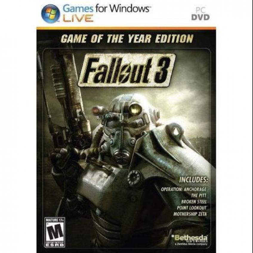 Fallout 3 - Game of the Year Edition (HUN)