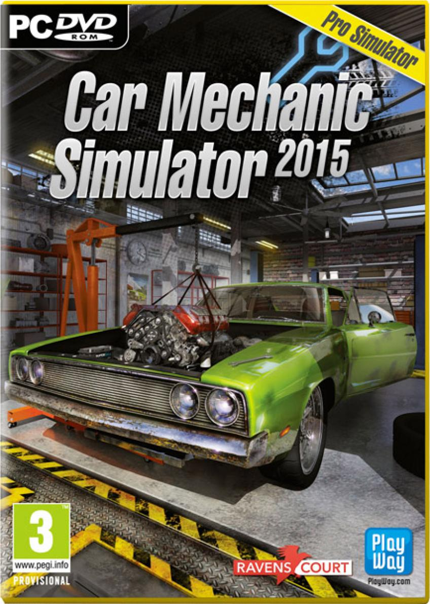 Car.Mechanic.Simulator.2015-CODEX
