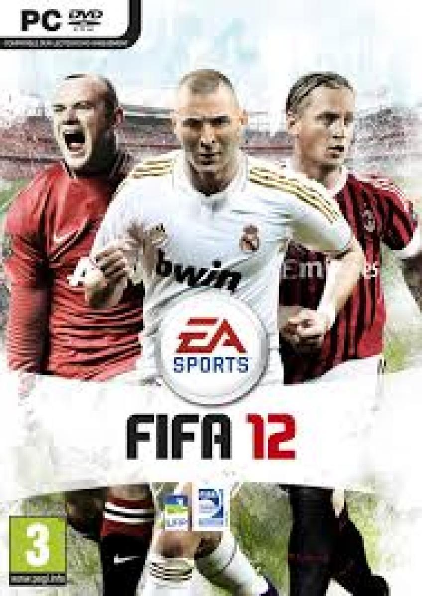 FIFA 12 DVD5