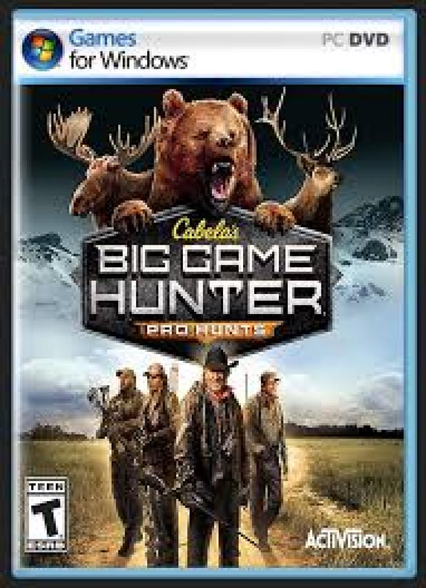 Cabelas.Big.Game.Hunter.Pro.Hunts-RELOADED