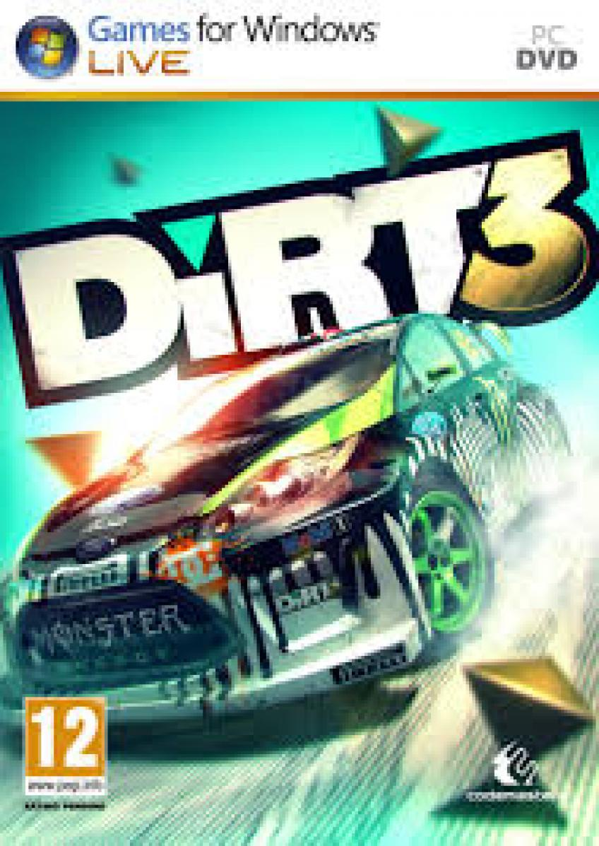 Dirt.3-SKIDROW