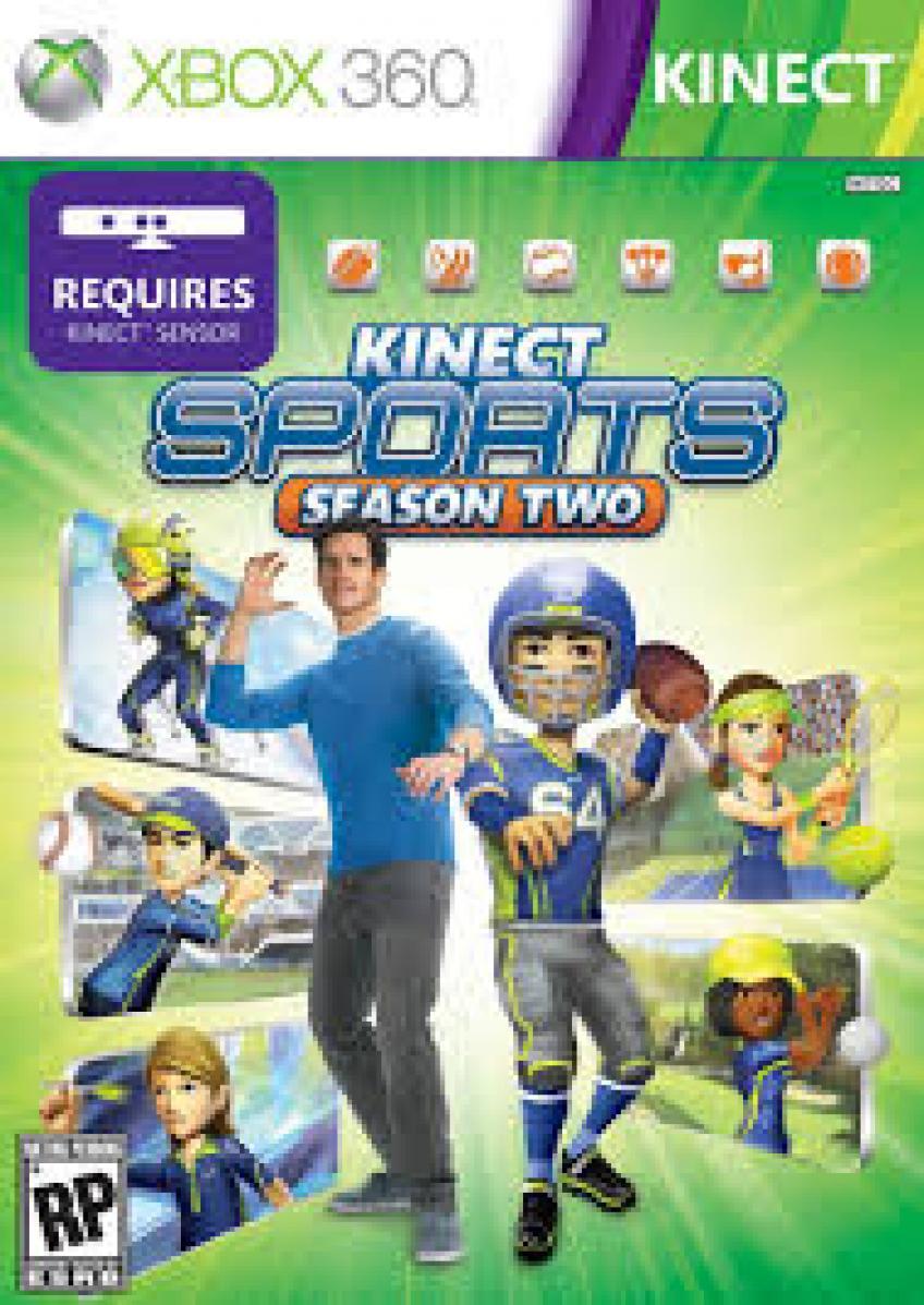[XBOX360] Kinect Sport 2 GOD
