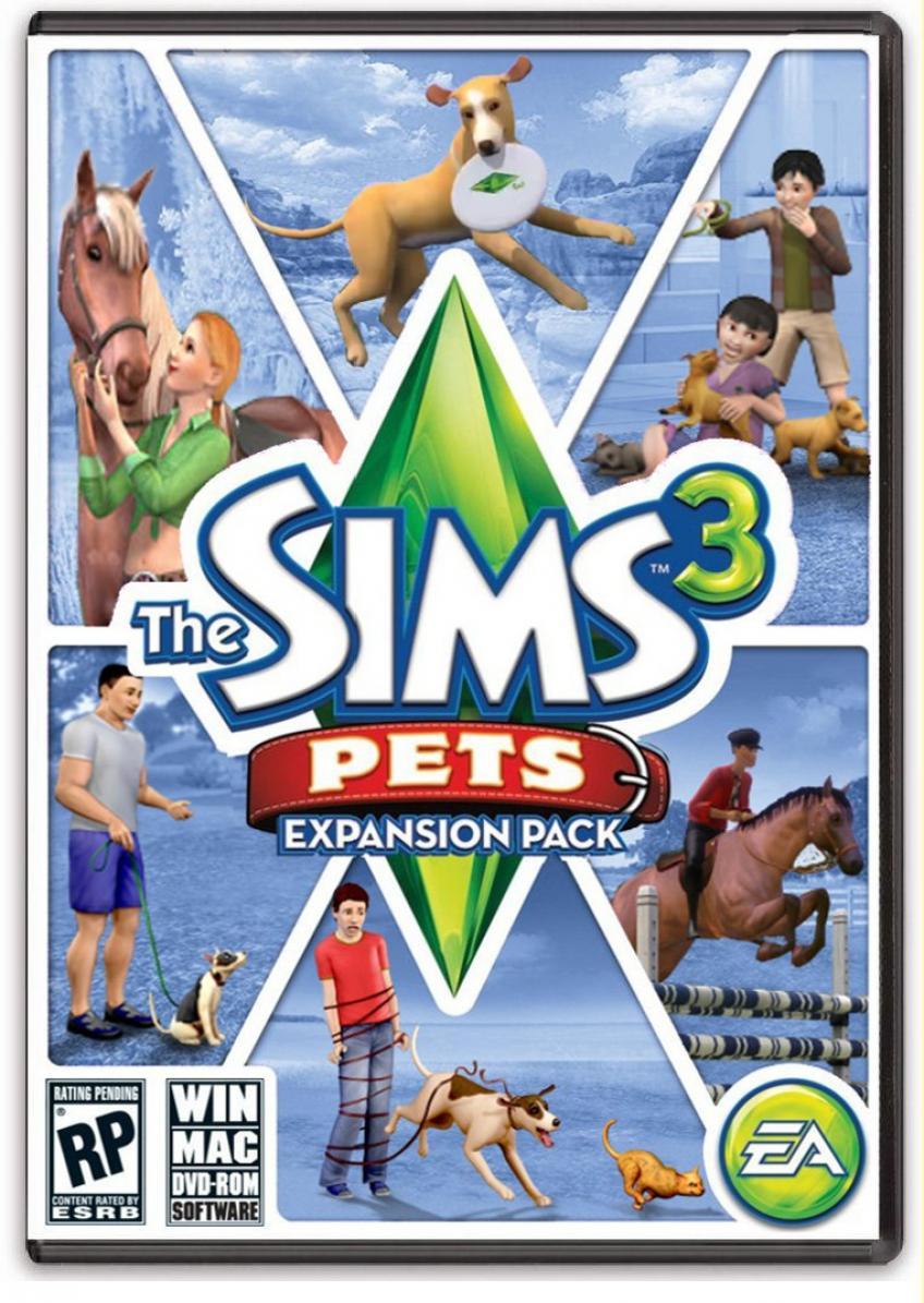 The Sims 3 - Házi kedvenc DVD5