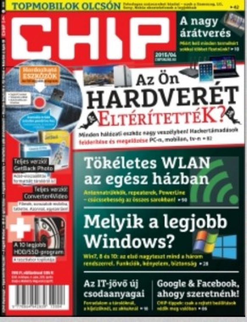 Chip Magazin 2015 - 04.