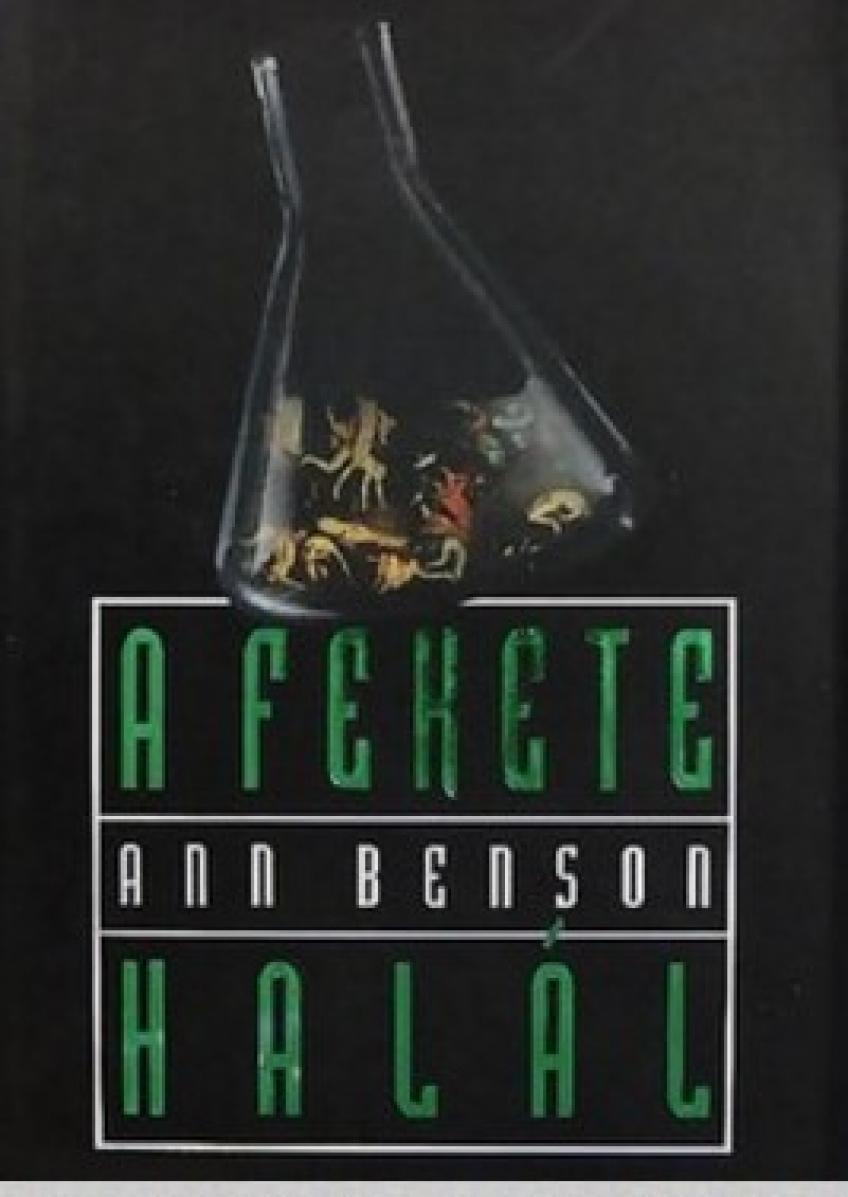 Ann Benson - A fekete halál