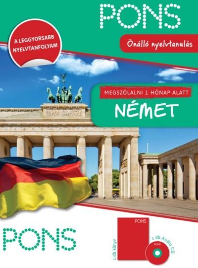 Pons - Megszólalni egy hónap alatt - Német