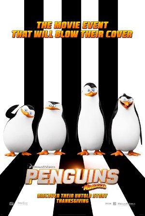 A Madagaszkár pingvinjei