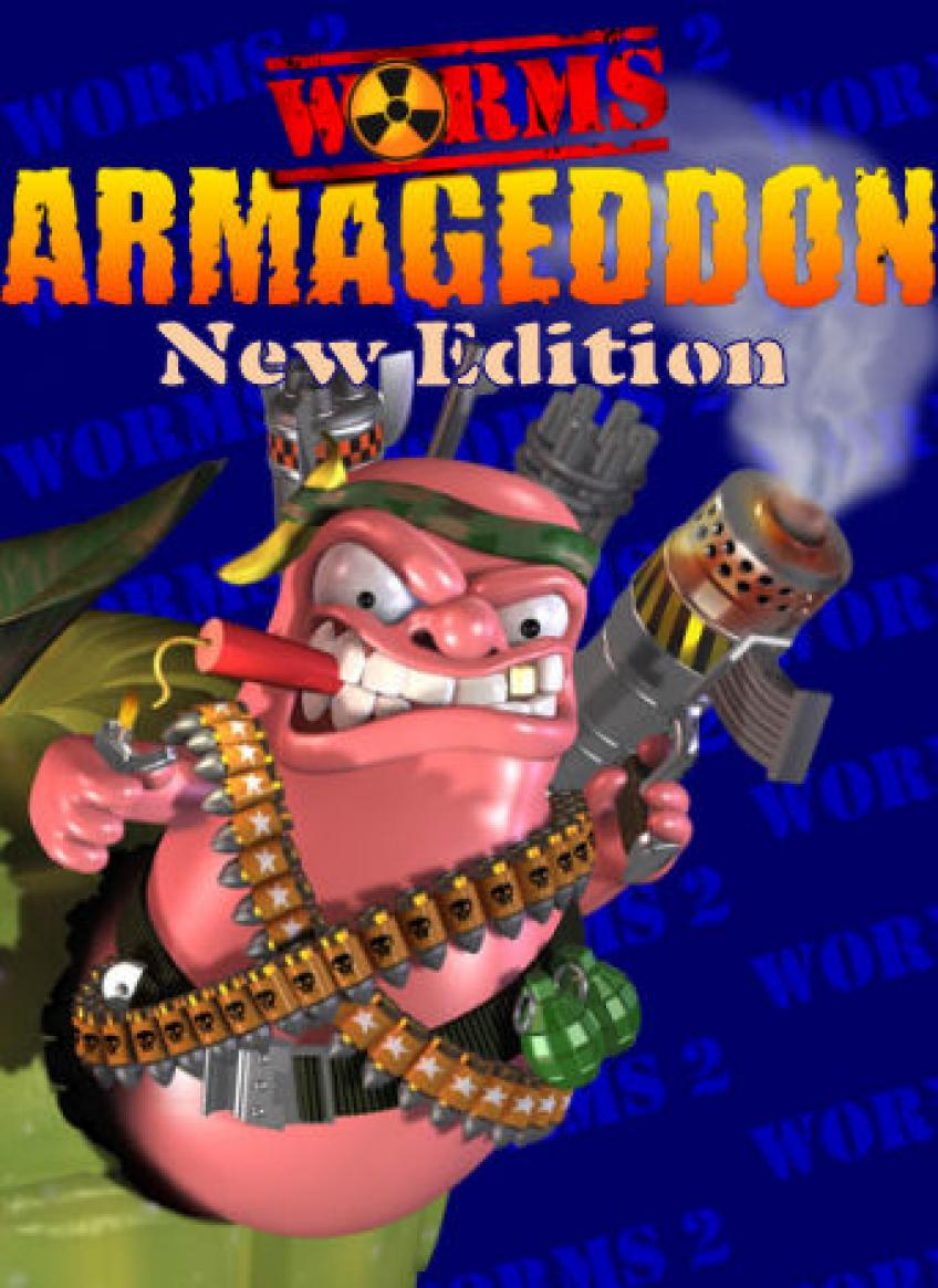 Worms Armageddon - New Edition