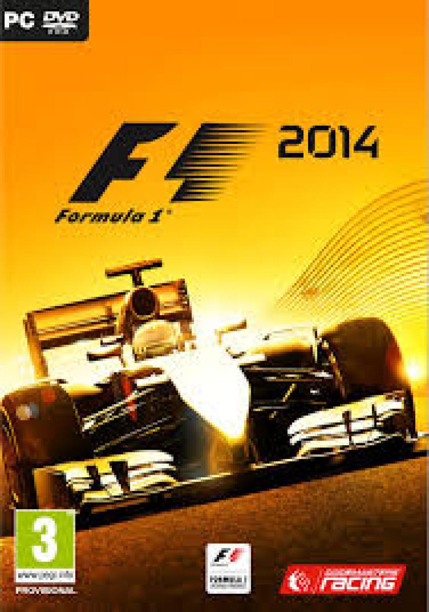 [XBOX360] F1 2014
