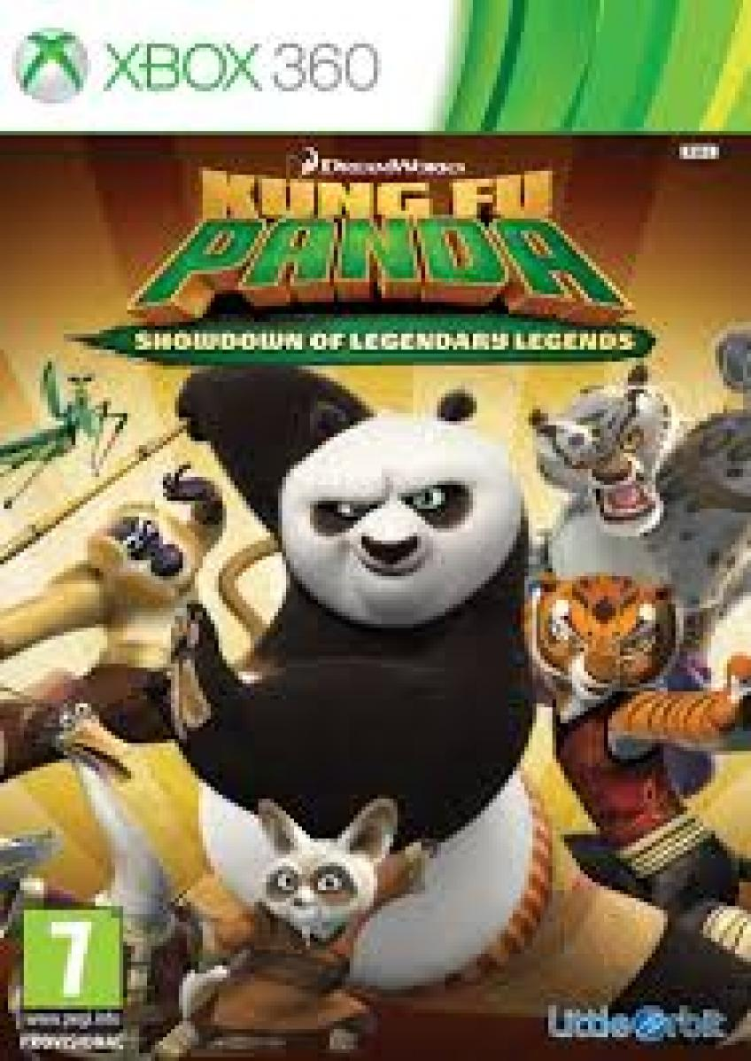 [XBOX360] Kung Fu Panda - Showdown of Legendary Legends
