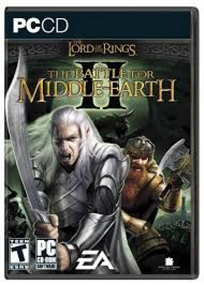 The Lord Of The Rings Battle For Middle Earth 2 DVD5
