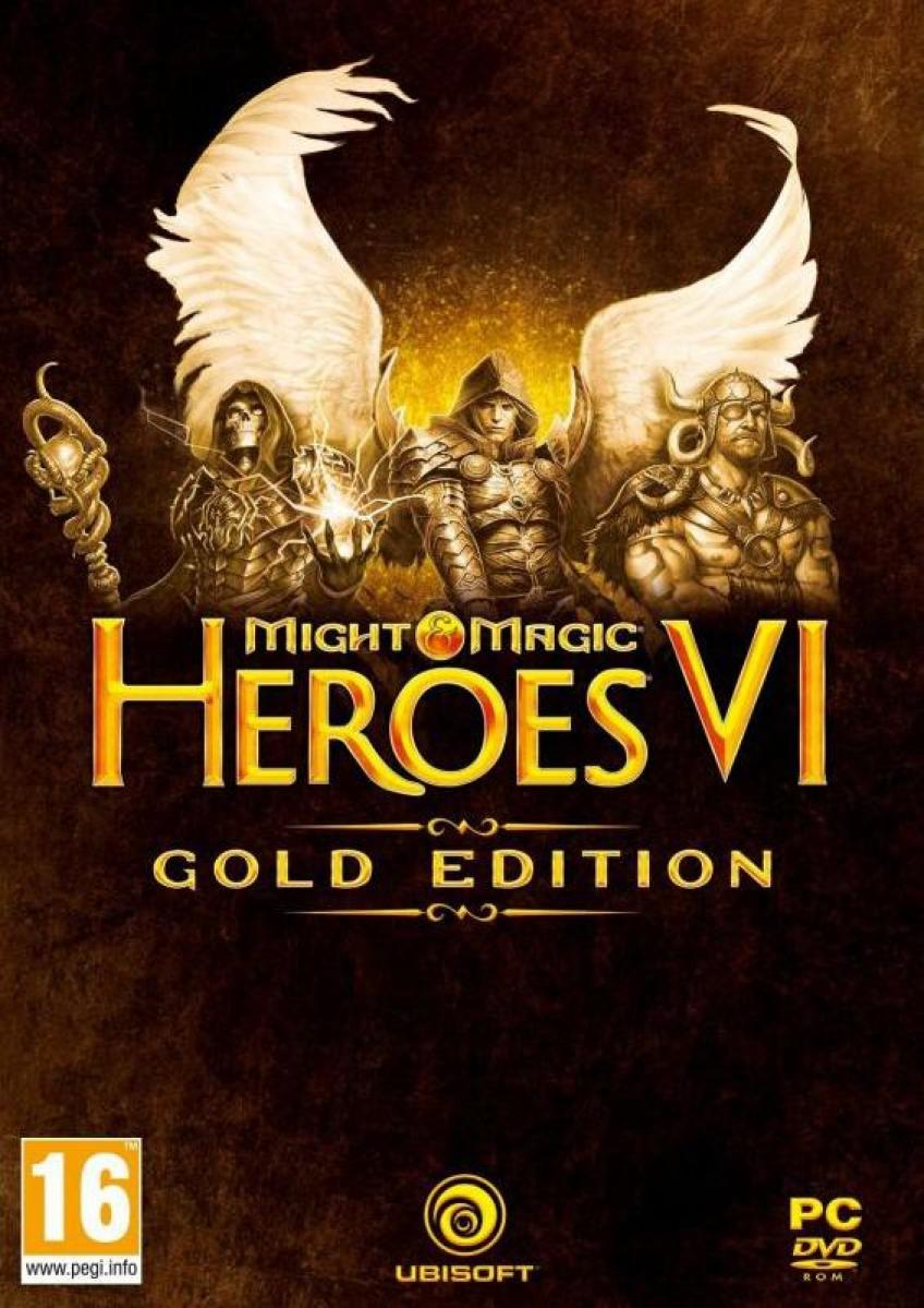 Might and Magic Heroes VI - Gold Edition DVD5