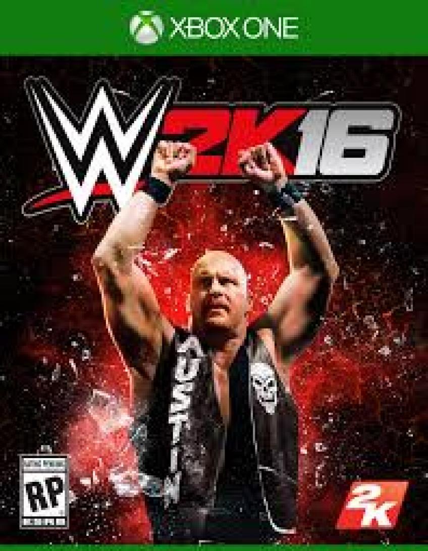 [XBOX360] WWE 2K16