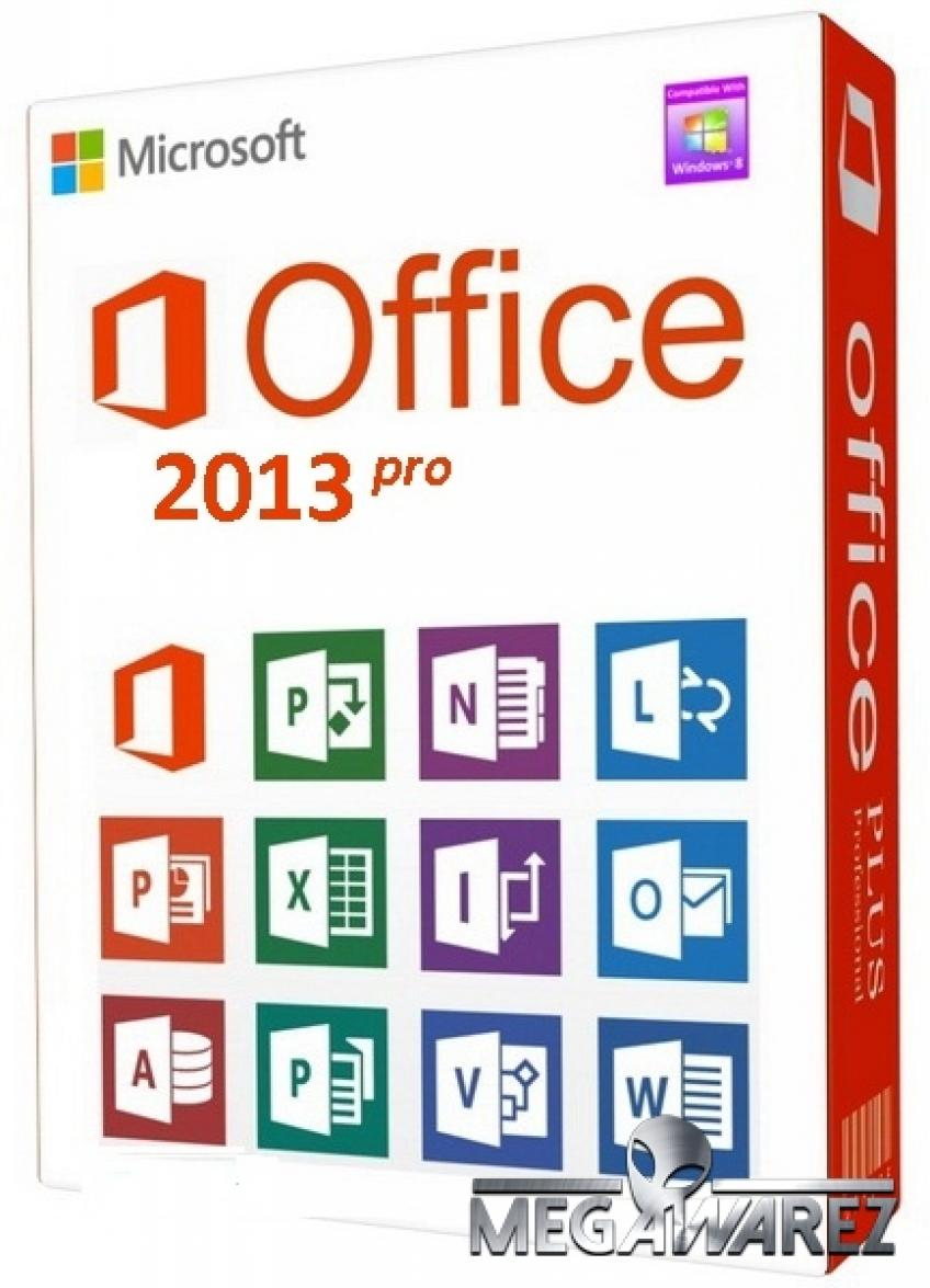 Microsoft Office Professional Plus 2013 SP1 x64 VL HUN