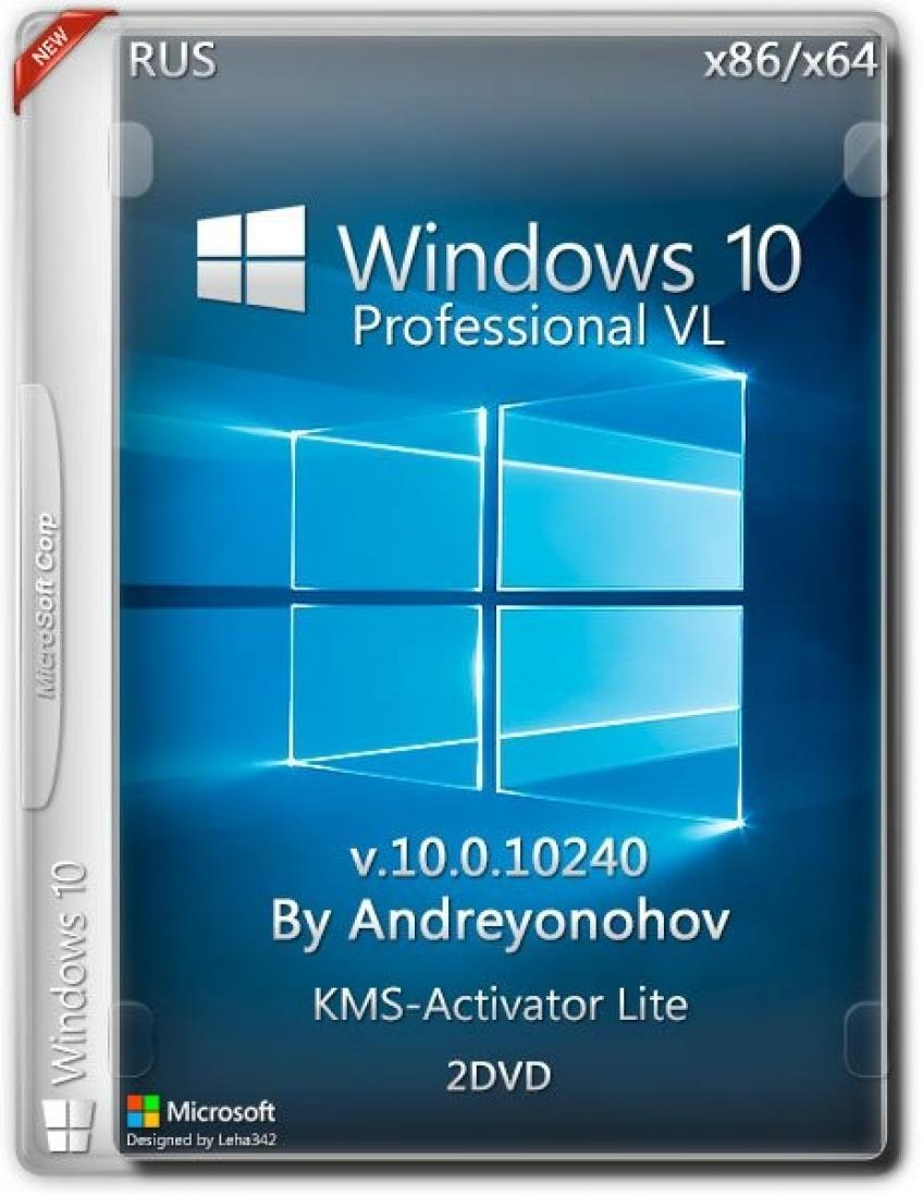 Microsoft Windows 10 Professional VL x64 HUN VLSC