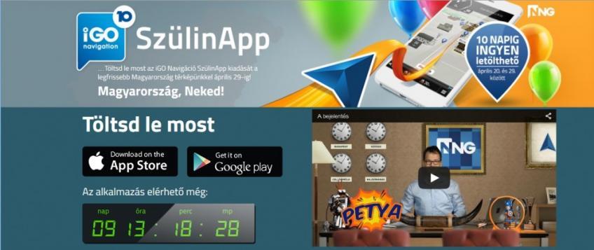 [Android] iGO Navigation SzülinApp v9.19.2.521564