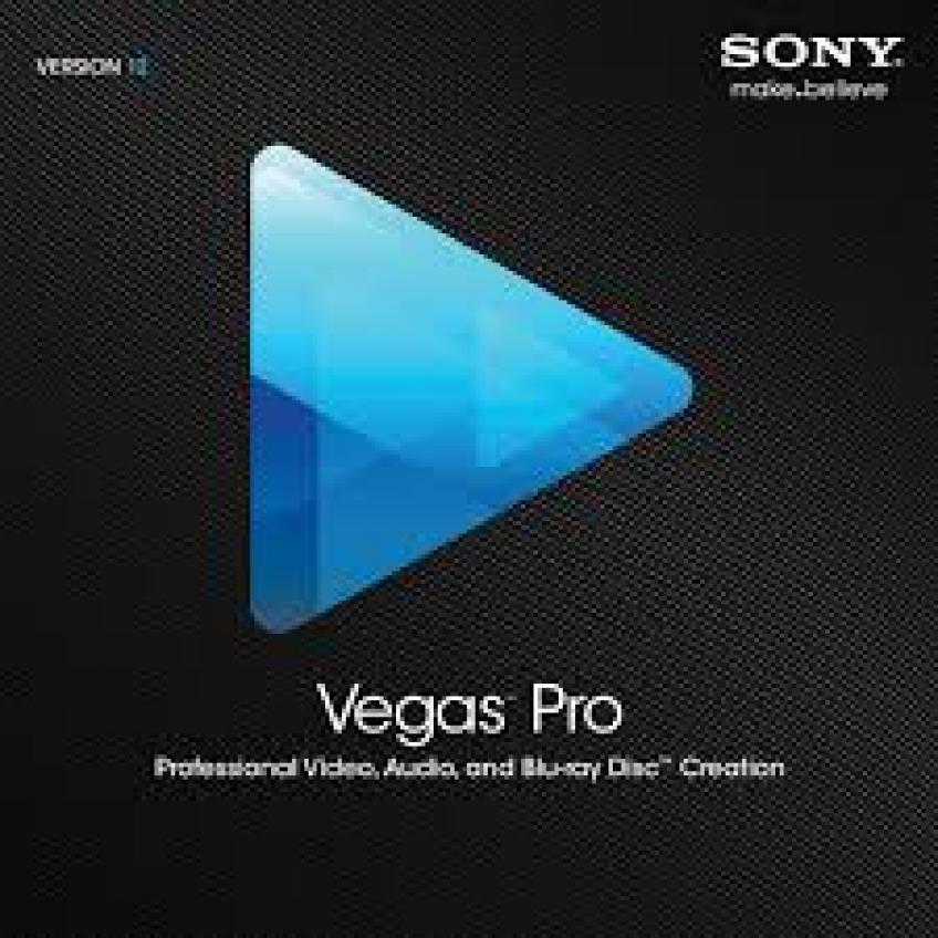 Sony Vegas Pro v13.0.444 x64