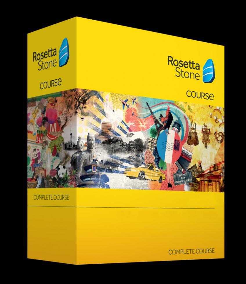 Rosetta Stone TOTALe v5.0.13.42686