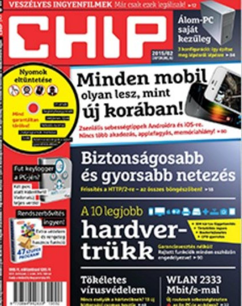 Chip Magazin 2015 - 02.