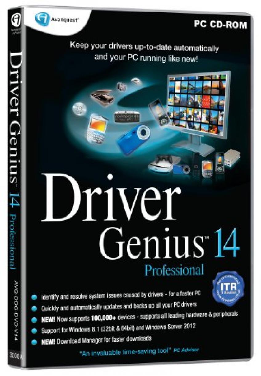 Driver Genius v12.0.0.1332 HUN