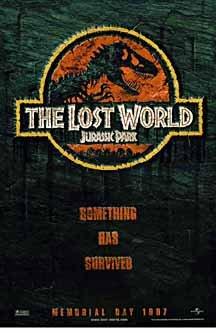 Jurassic Park 2. - Az elveszett világ