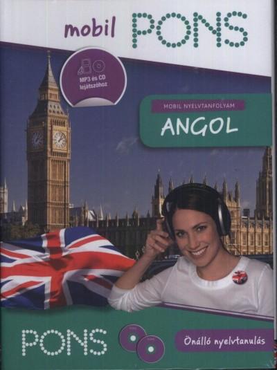 PONS - Mobil nyelvtanfolyam - Angol