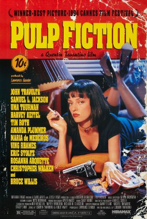 Ponyvaregény - Pulp Fiction