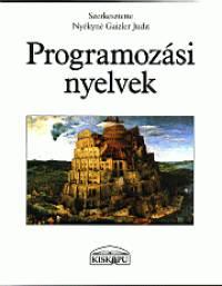 Nyékyné Gaizler Judit - Programozási nyelvek