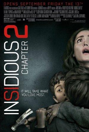 Insidious - A gonosz háza