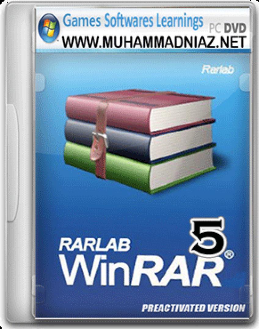 WinRAR 4.20 x86-x64