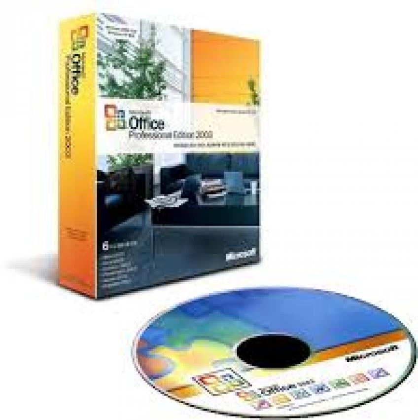 Microsoft Office 2003 Professional SP3 x86 MSDN HUN
