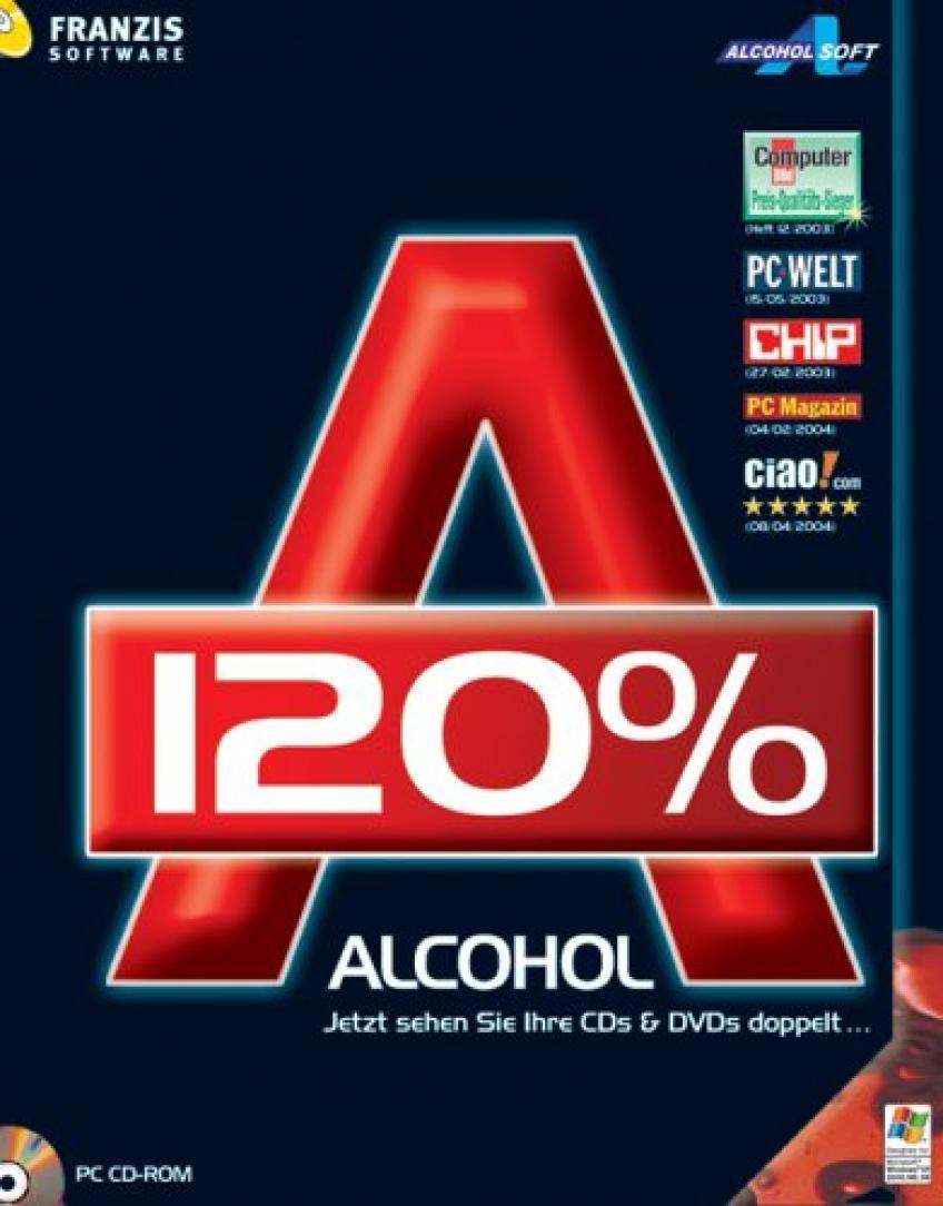 Alcohol 120% v2.0.3.7612 HUN
