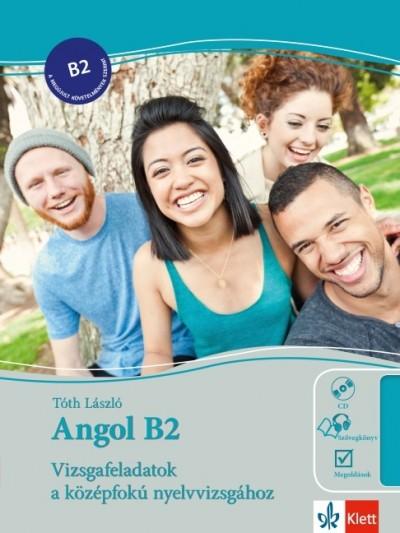 TELC English B2 Vizsgafelkészítő könyv