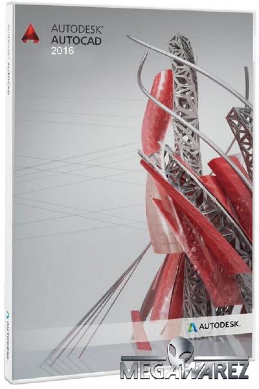 Autodesk AutoCAD v2016 x64 HUN
