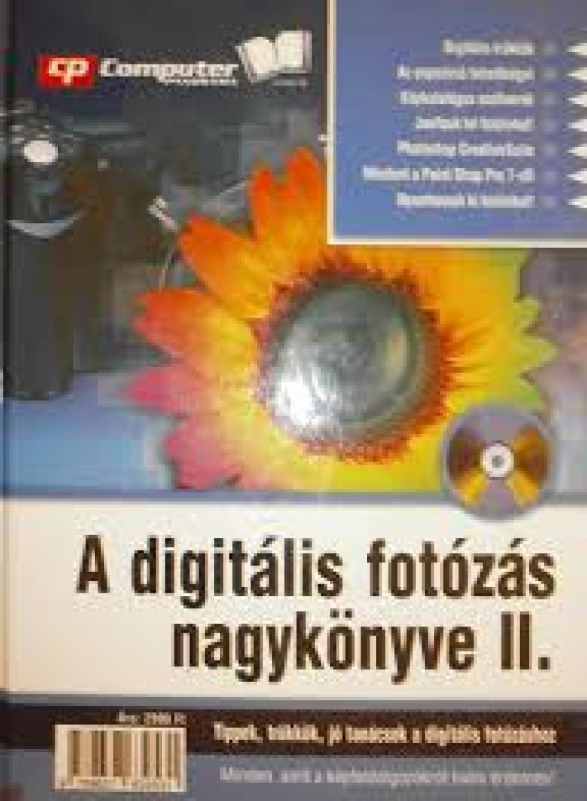 A digitális fotózás nagykönyve II.