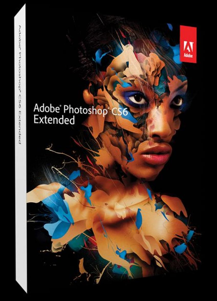 Adobe Photoshop CS6 Extended v13.0.1.1 x86-x64