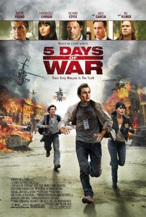 5 nap háború