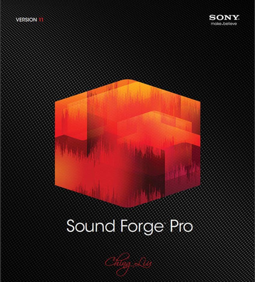 Sony Sound Forge Pro v11.0.299