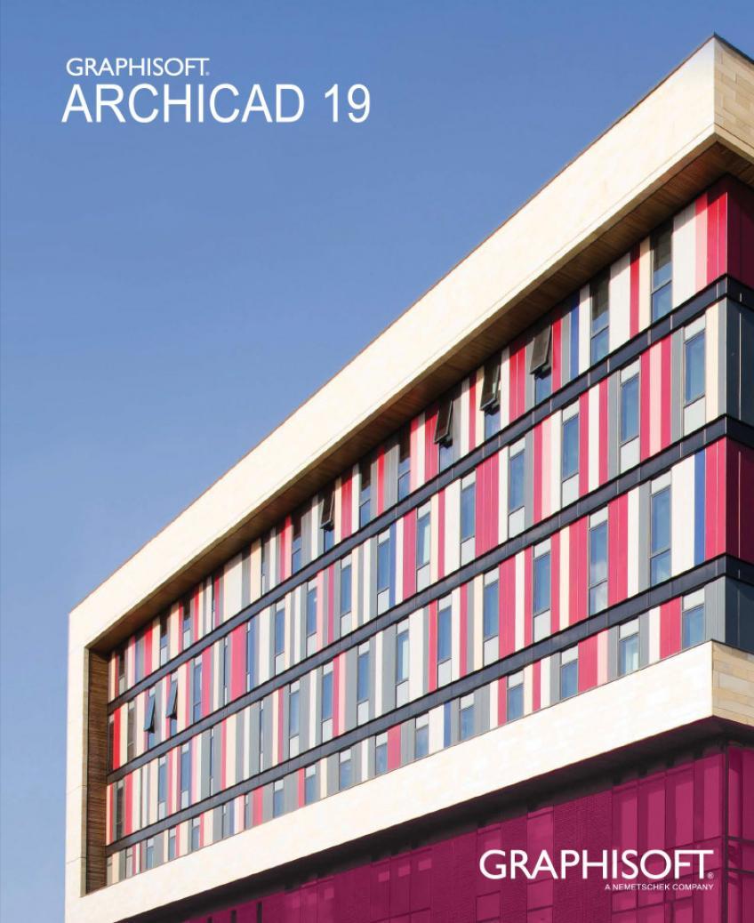 ArchiCAD v19 HUN x64